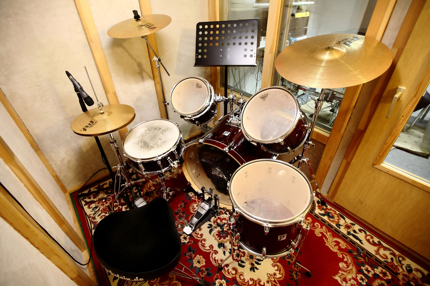 Schlagzeug lernen Chemnitz